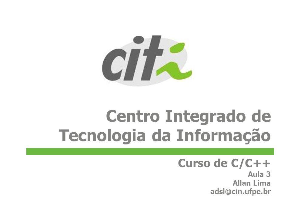 Centro Integrado de Tecnologia da Informação