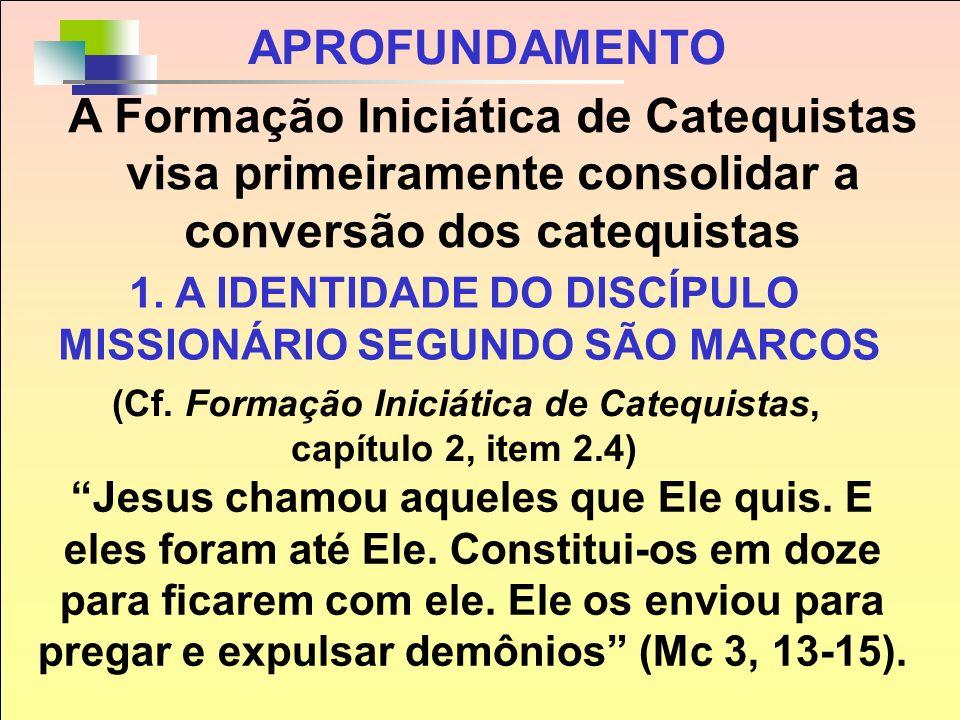 A Formação Iniciática de Catequistas