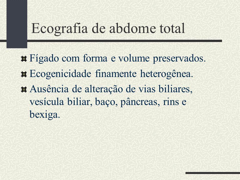 Ecografia de abdome total