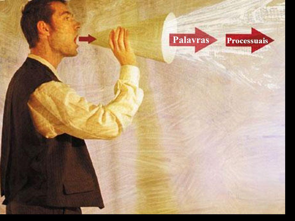 Palavras Processuais
