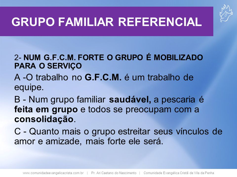 GRUPO FAMILIAR REFERENCIAL