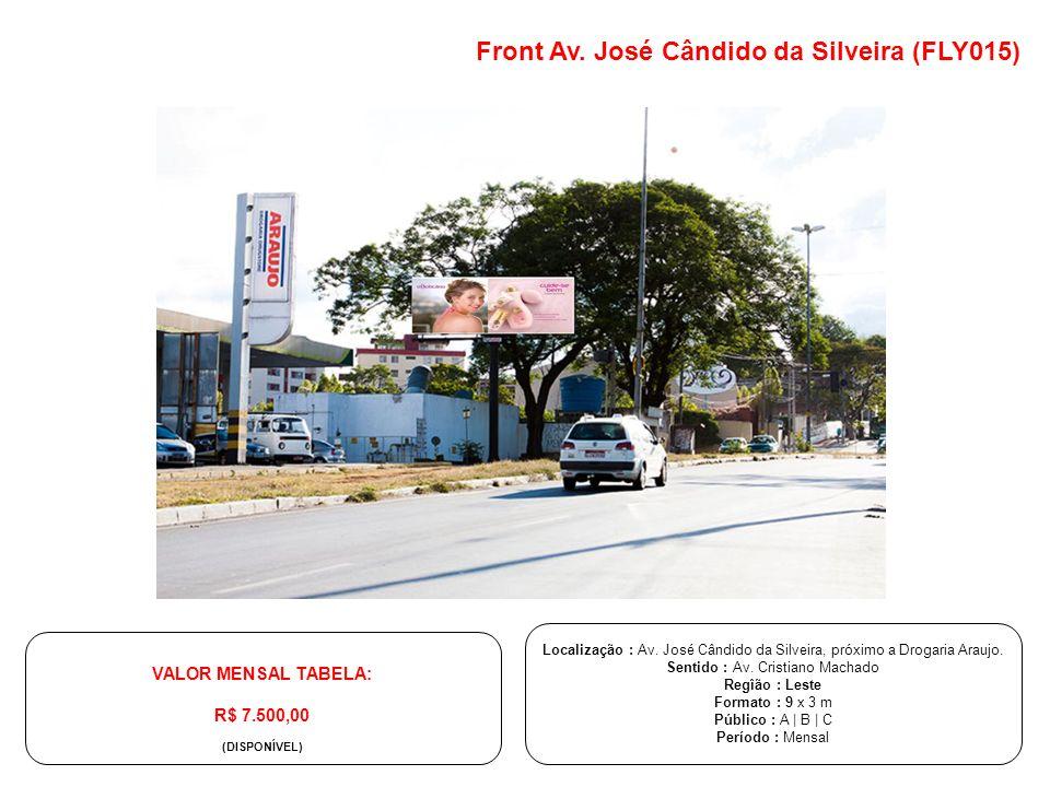 Front Av. José Cândido da Silveira (FLY015)