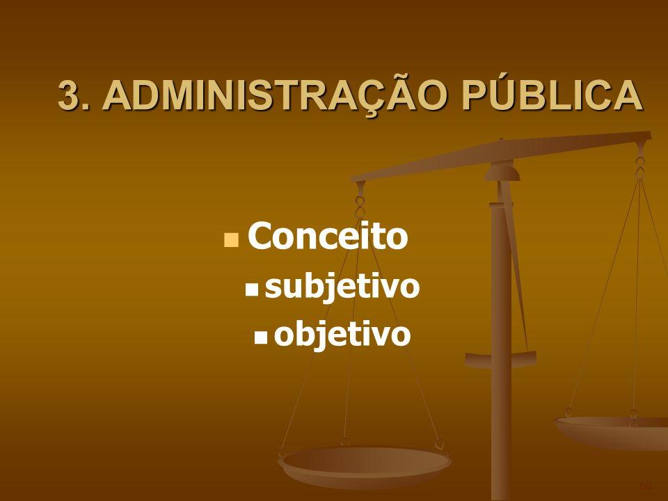 3. ADMINISTRAÇÃO PÚBLICA