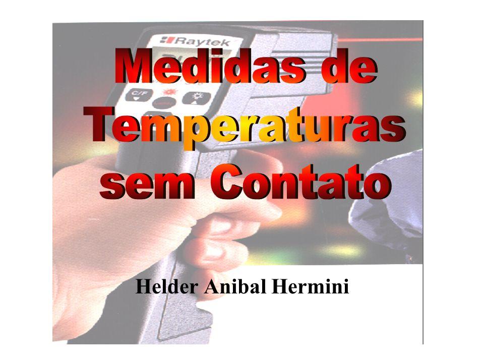 Medidas de Temperaturas sem Contato Helder Anibal Hermini
