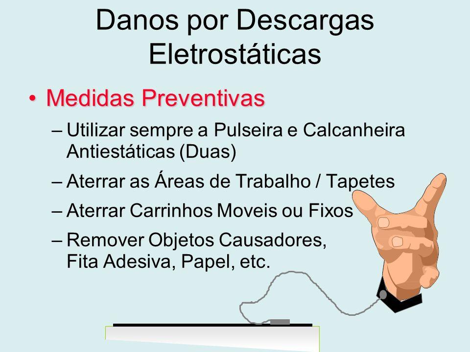 Danos por Descargas Eletrostáticas