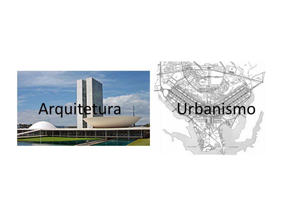 Arquitetura Urbanismo