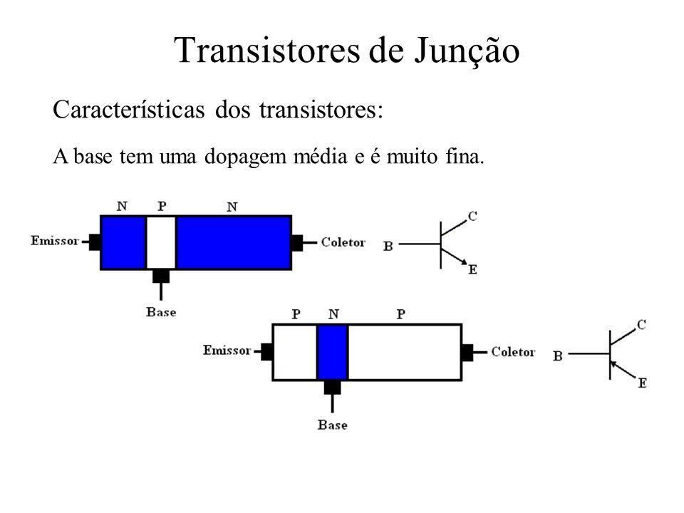 Transistores de Junção