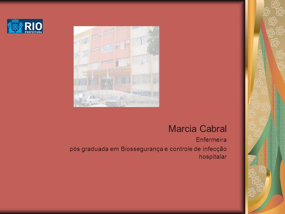 Marcia Cabral Enfermeira