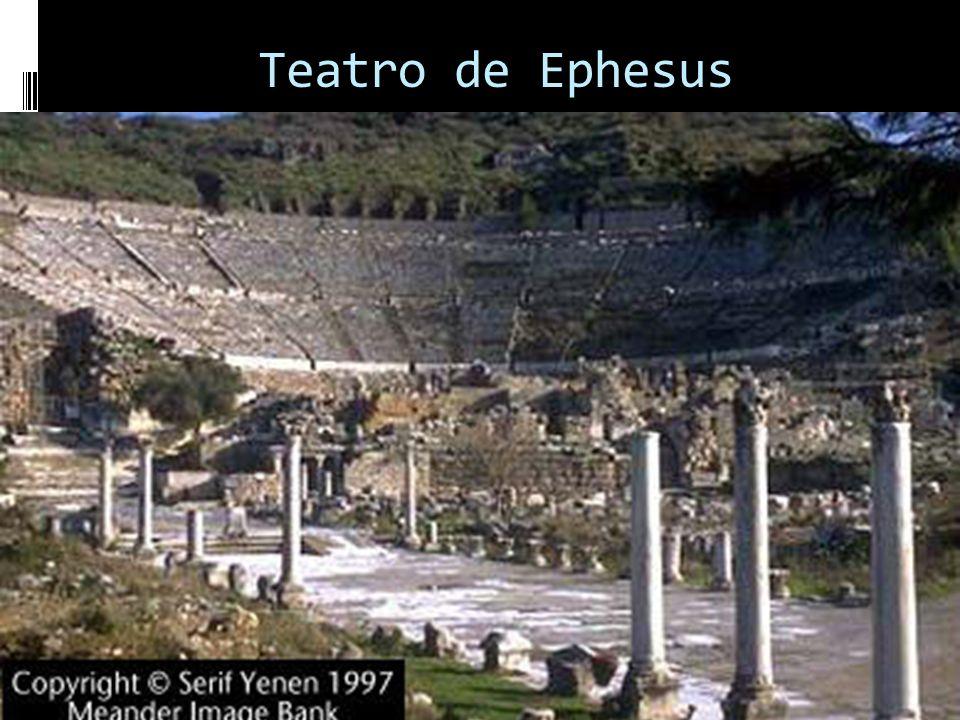 Teatro de Ephesus