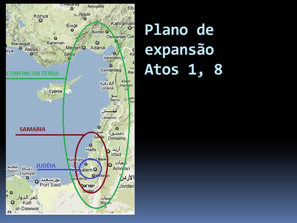 Plano de expansão Atos 1, 8