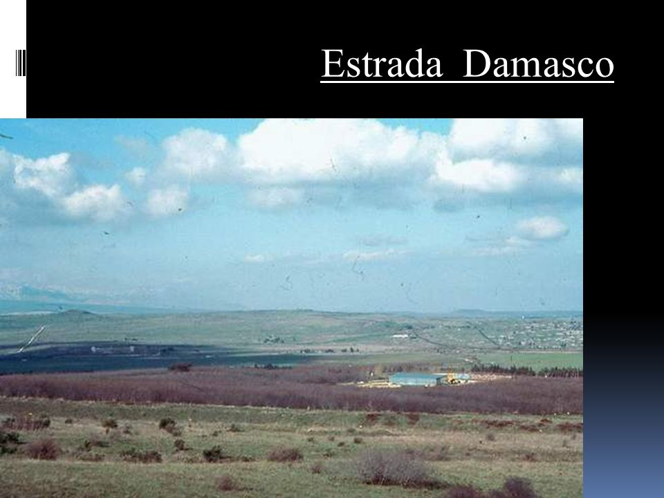 Estrada Damasco