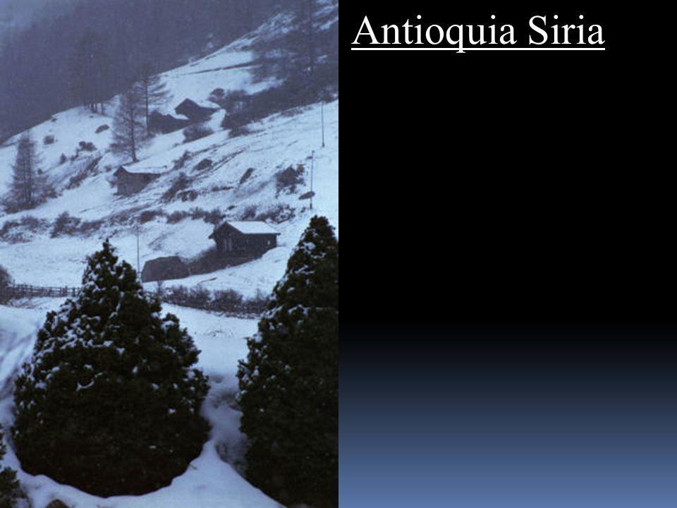 Antioquia Siria