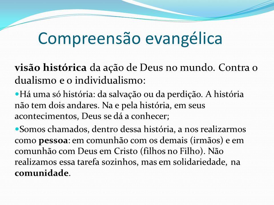 Compreensão evangélica