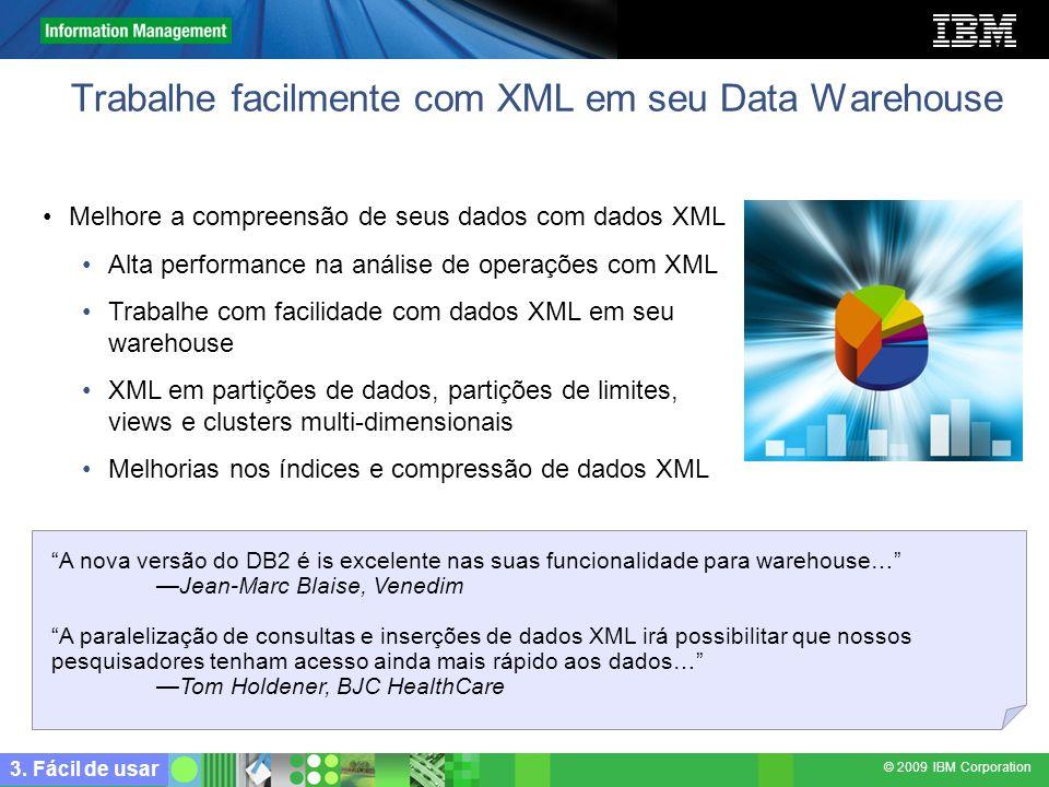 Trabalhe facilmente com XML em seu Data Warehouse