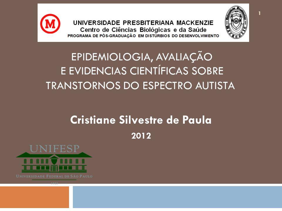 Cristiane Silvestre de Paula 2012