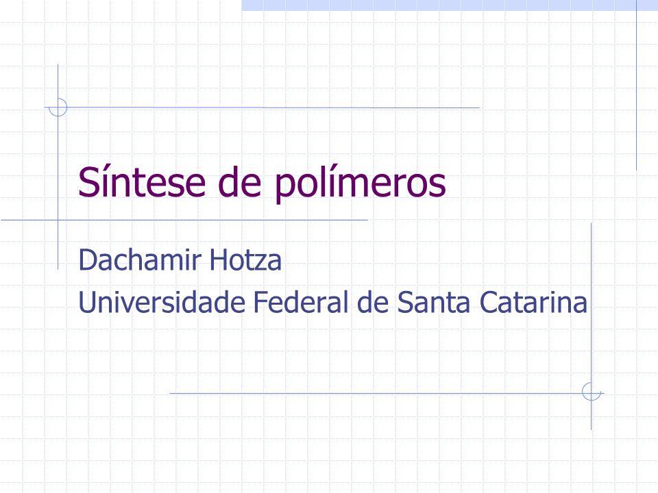 Dachamir Hotza Universidade Federal de Santa Catarina
