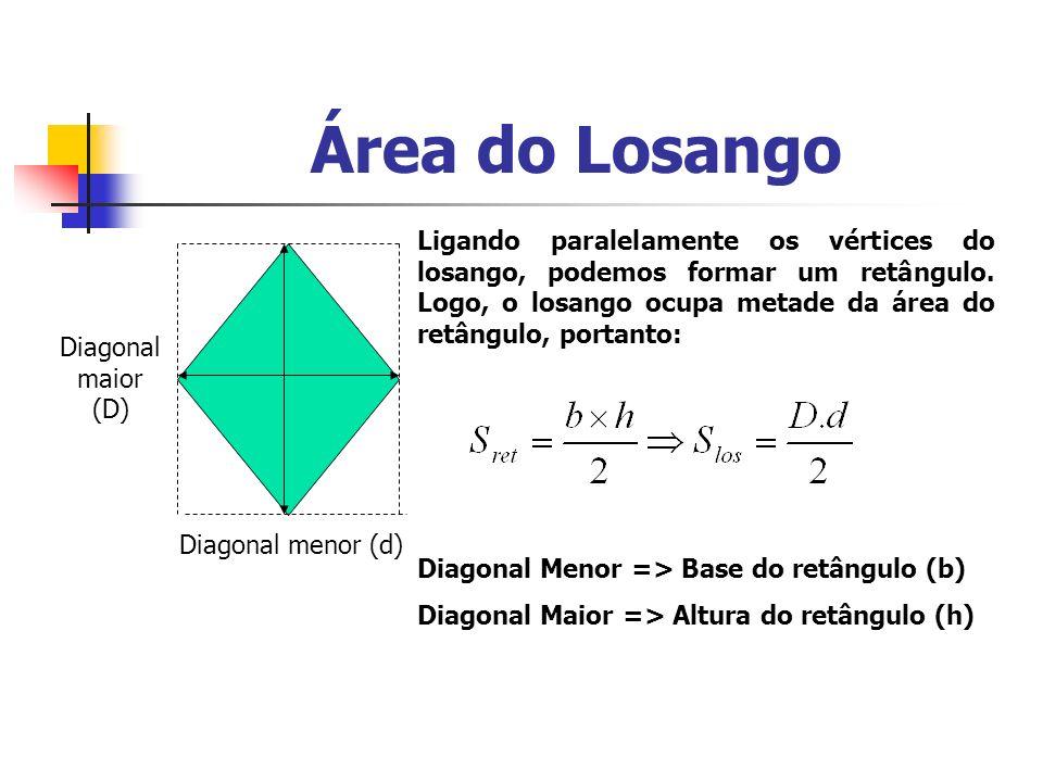 Área do Losango