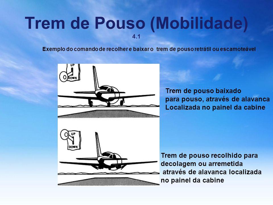 Trem de Pouso (Mobilidade) 4.1