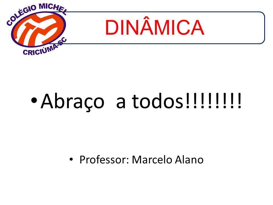 Professor: Marcelo Alano