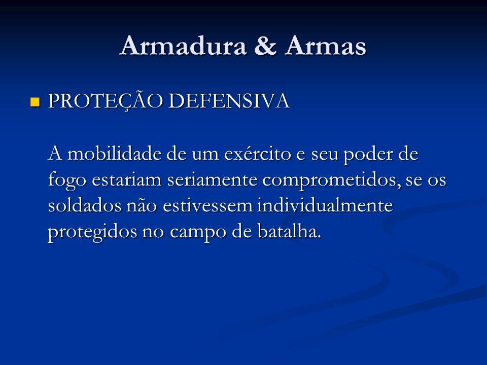 Armadura & Armas