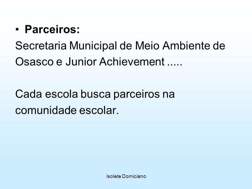 Secretaria Municipal de Meio Ambiente de