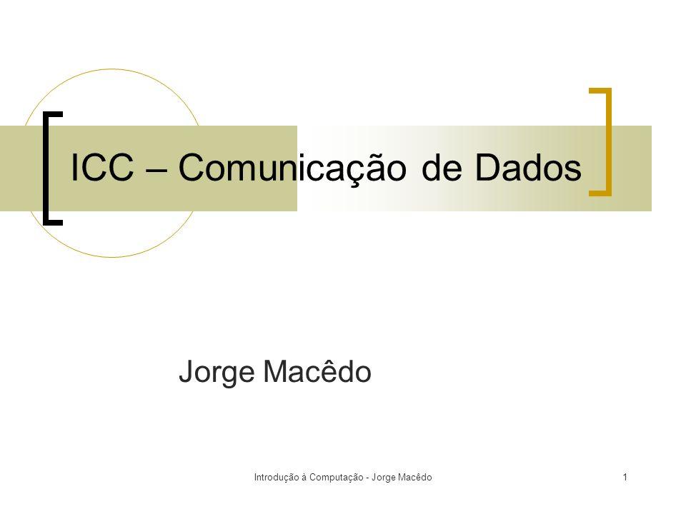 ICC – Comunicação de Dados