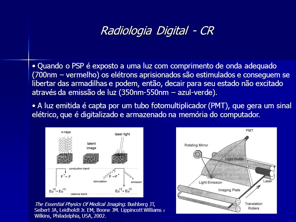 Radiologia Digital - CR