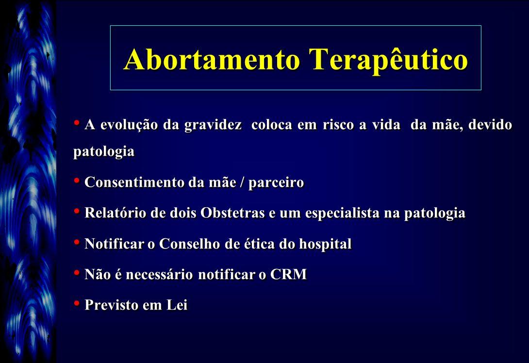 Abortamento Terapêutico