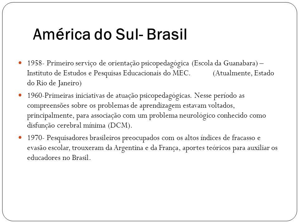 América do Sul- Brasil
