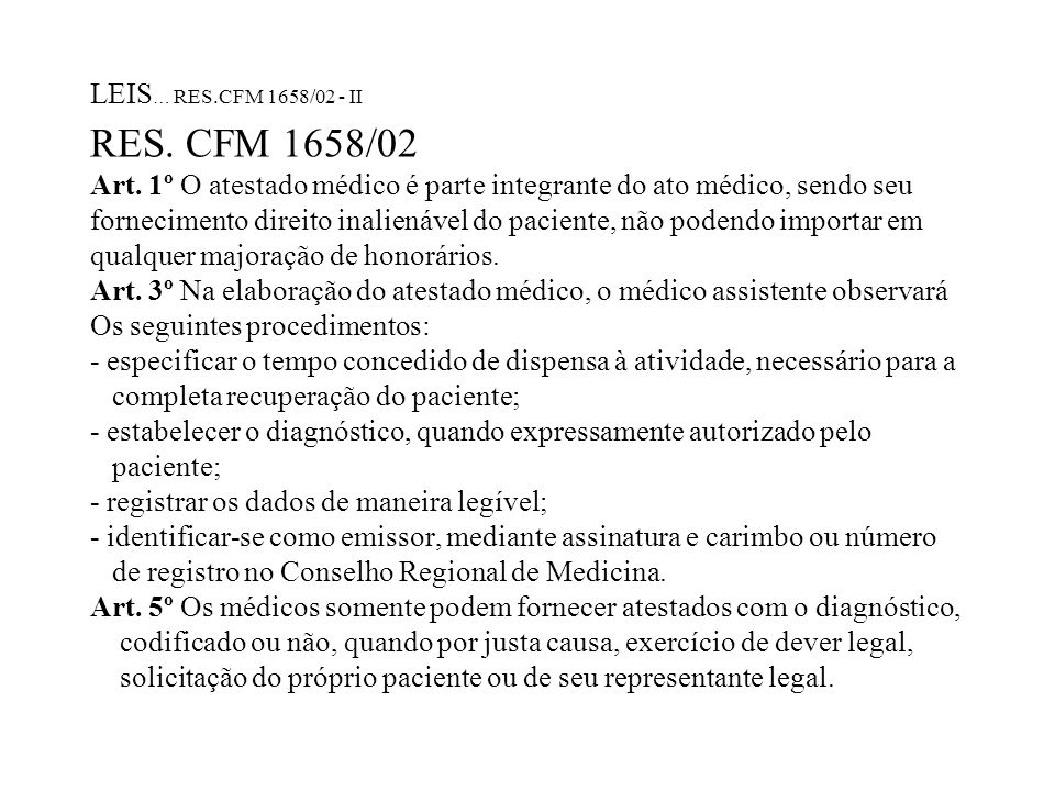 RES. CFM 1658/02 LEIS… RES.CFM 1658/02 - II