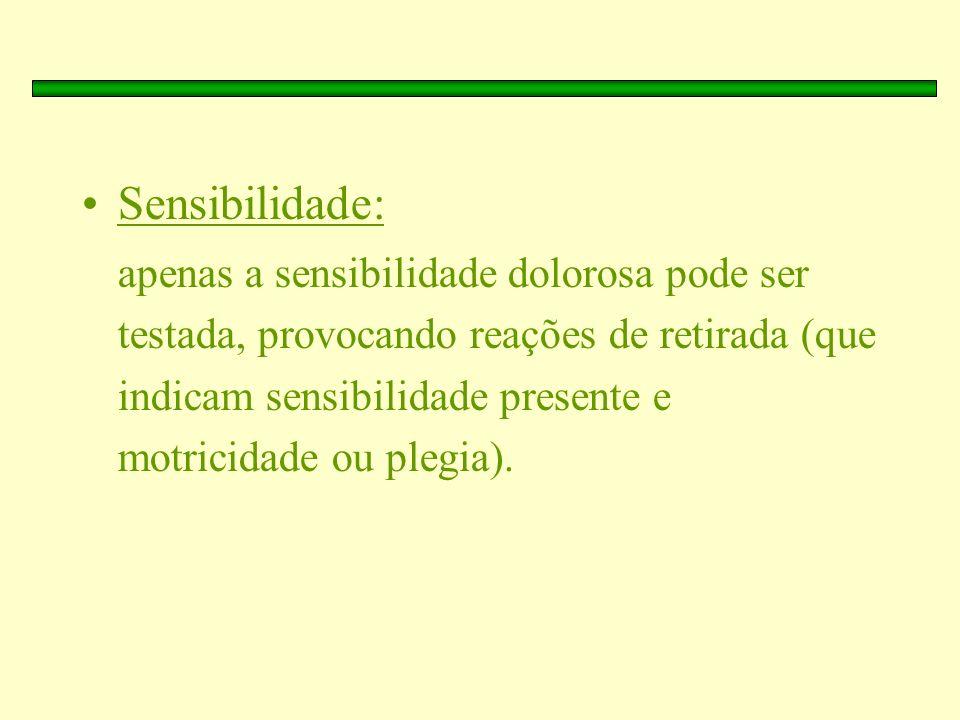Sensibilidade: