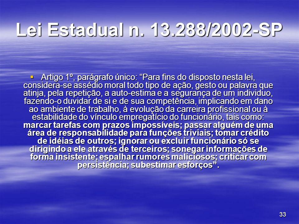 Lei Estadual n. 13.288/2002-SP