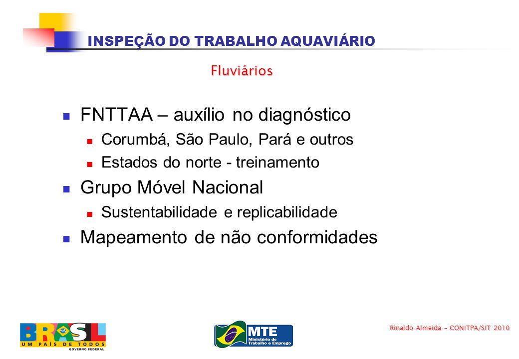 FNTTAA – auxílio no diagnóstico