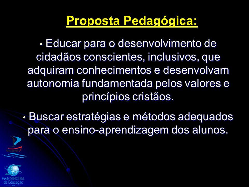 Proposta Pedagógica: