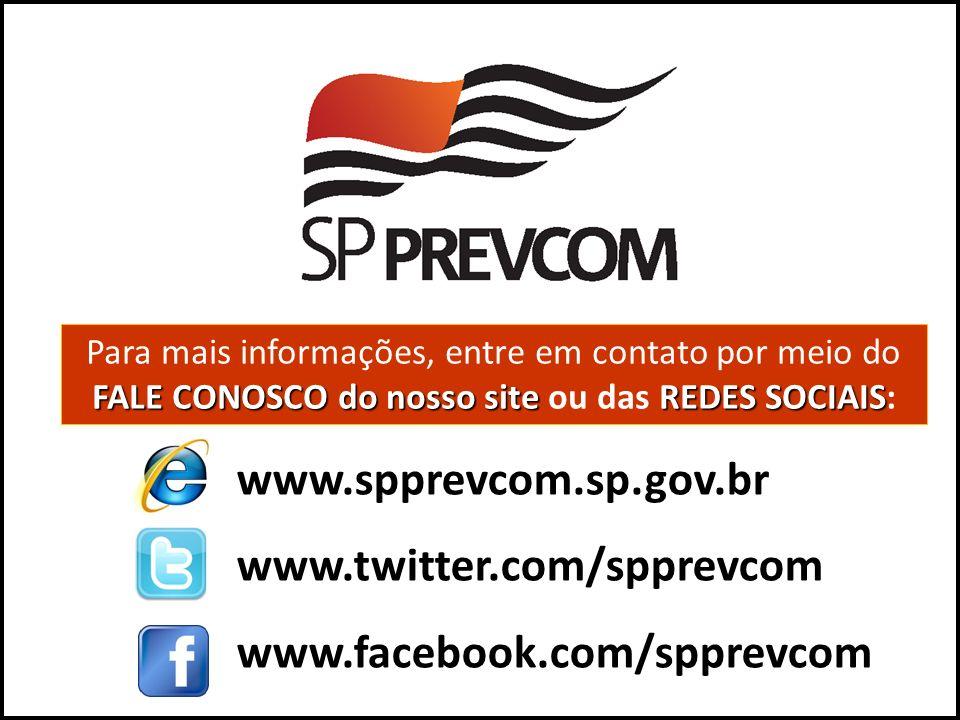 www.spprevcom.sp.gov.br www.twitter.com/spprevcom