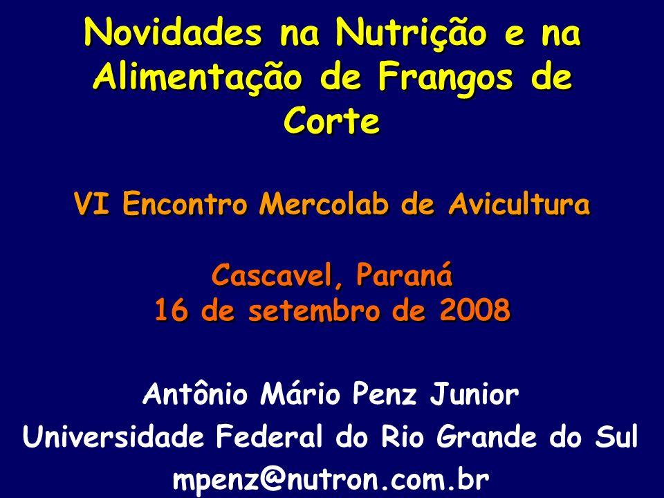 Antônio Mário Penz Junior Universidade Federal do Rio Grande do Sul