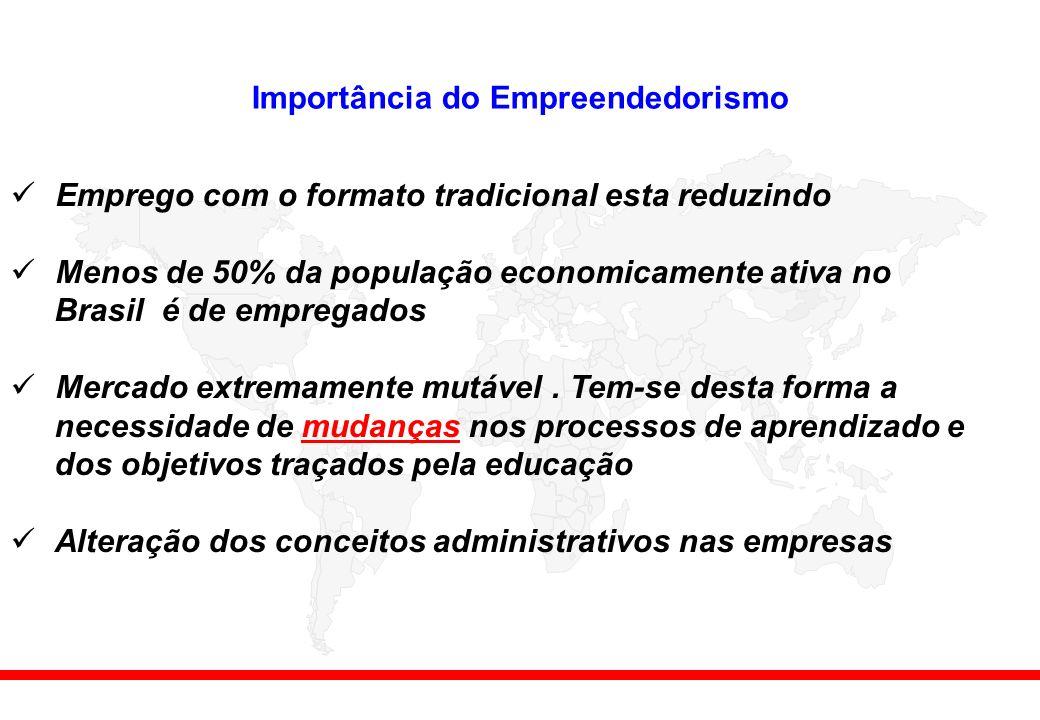 Importância do Empreendedorismo