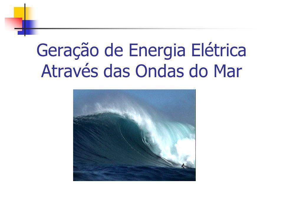 Geração de Energia Elétrica Através das Ondas do Mar
