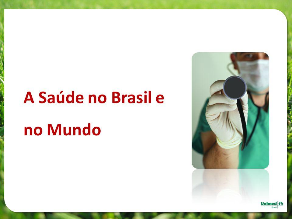 A Saúde no Brasil e no Mundo