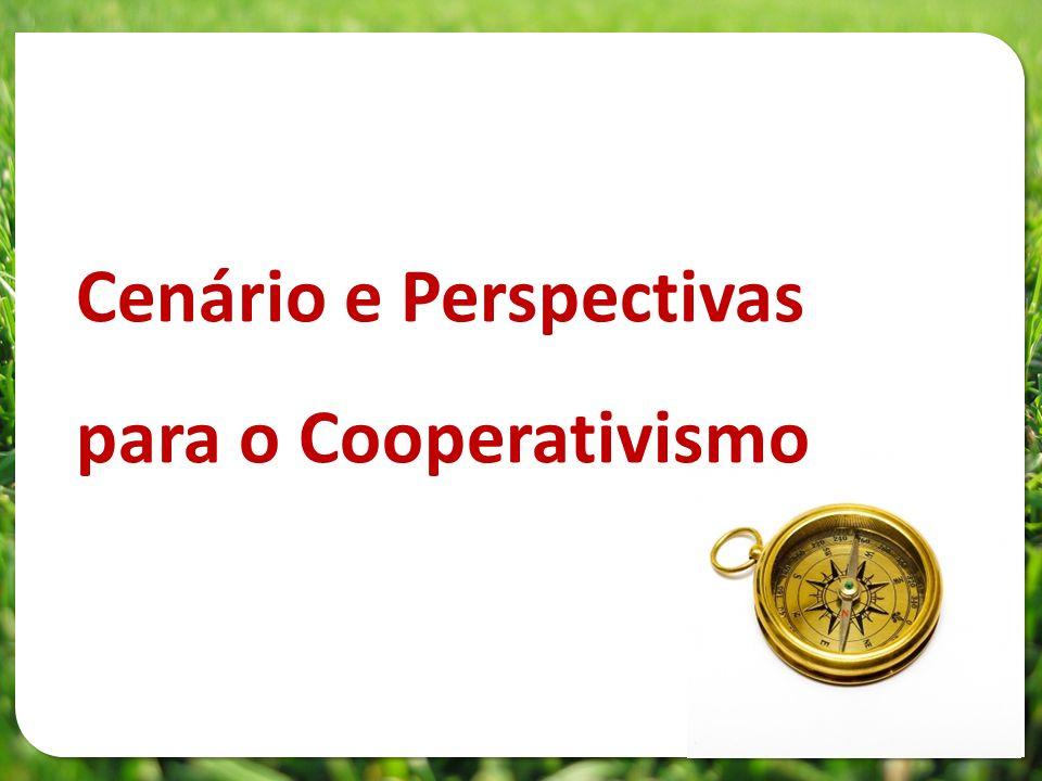 Cenário e Perspectivas para o Cooperativismo