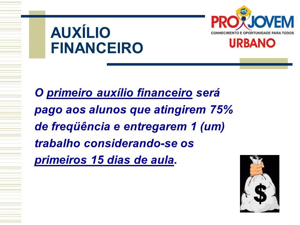 AUXÍLIO FINANCEIRO