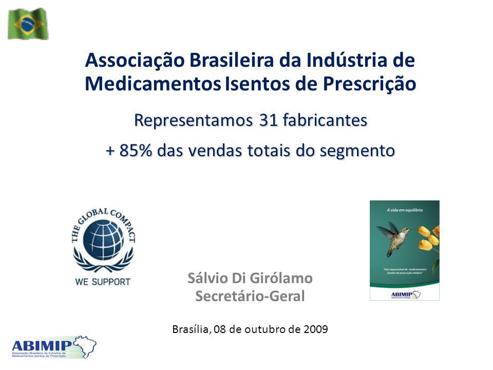 Associação Brasileira da Indústria de Medicamentos Isentos de Prescrição