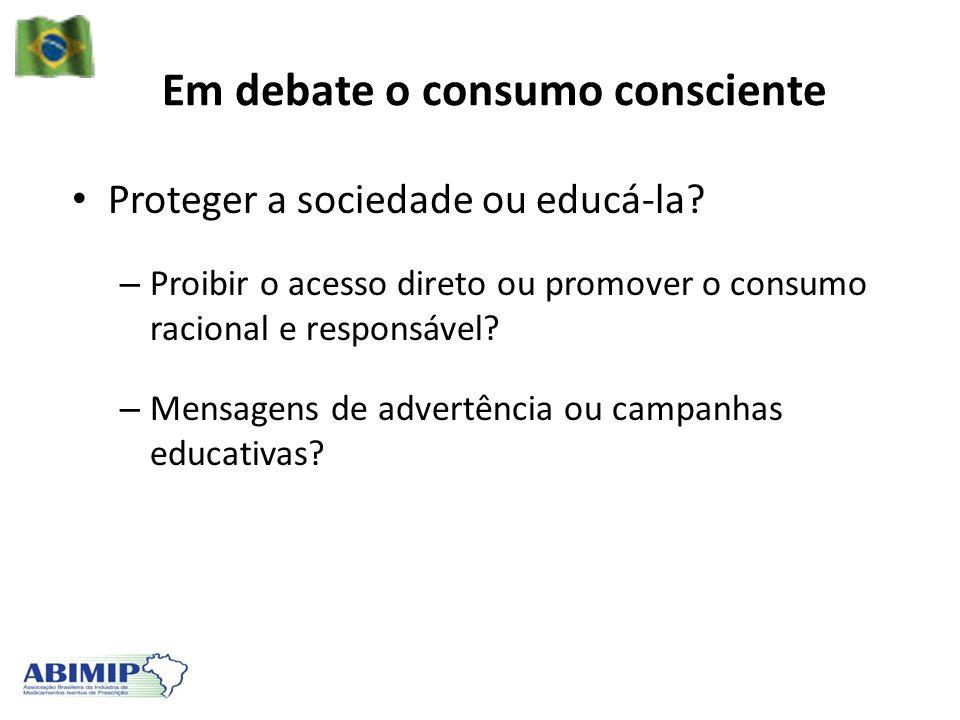 Em debate o consumo consciente