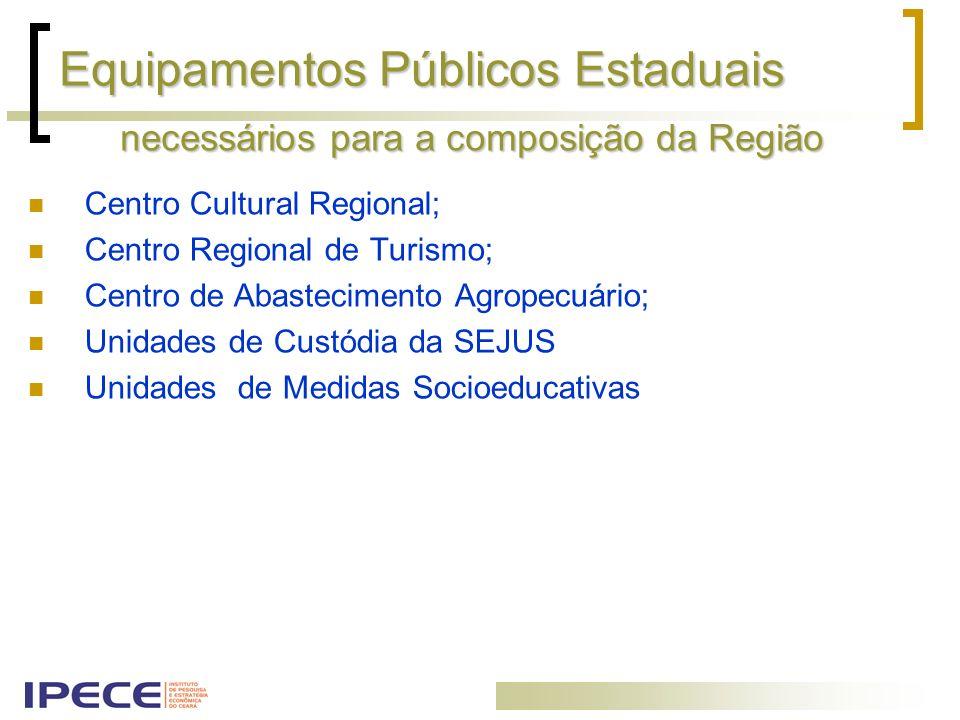 Equipamentos Públicos Estaduais