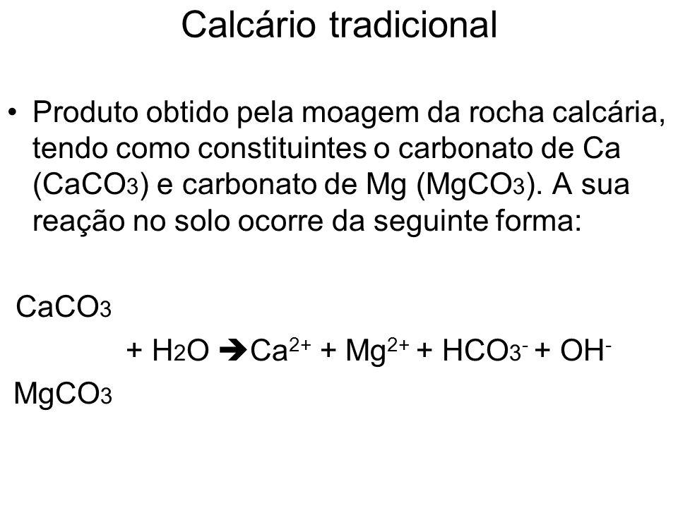 Calcário tradicional