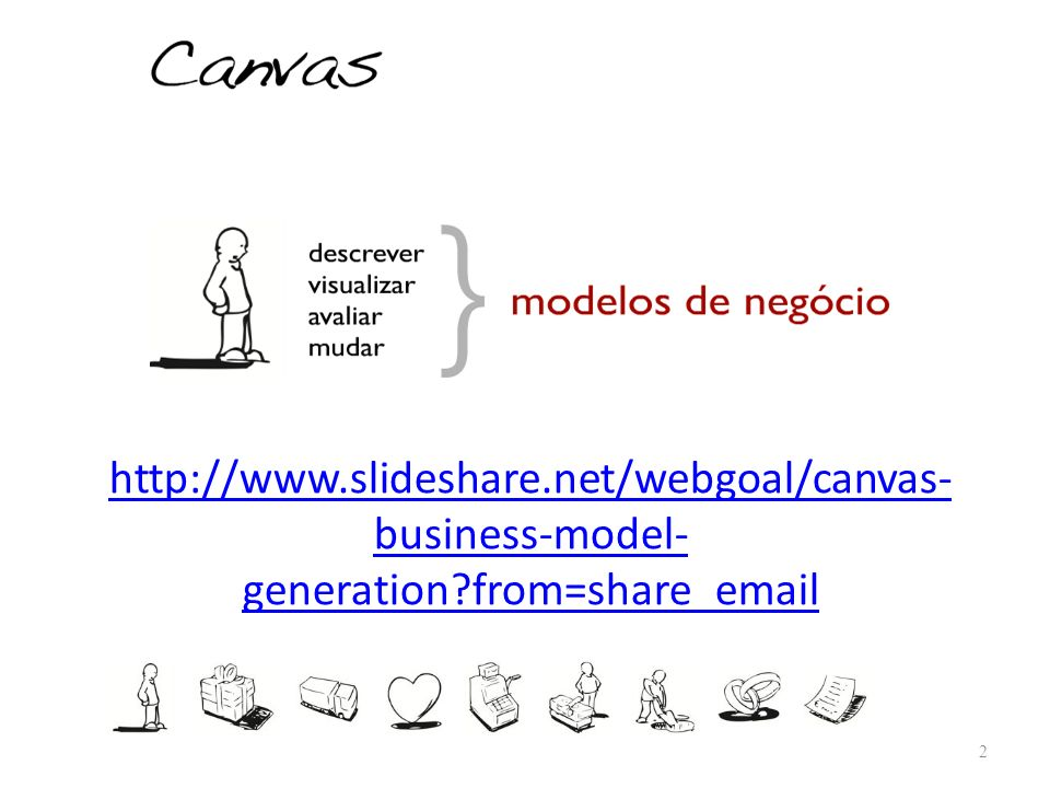 http://www. slideshare. net/webgoal/canvas-business-model-generation