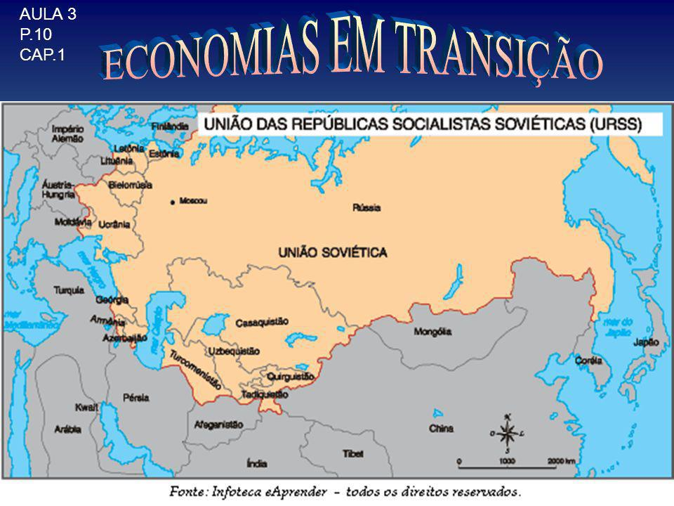 ECONOMIAS EM TRANSIÇÃO