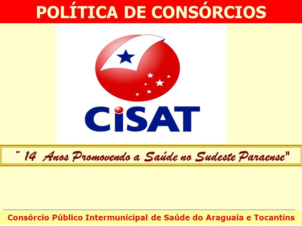 POLÍTICA DE CONSÓRCIOS