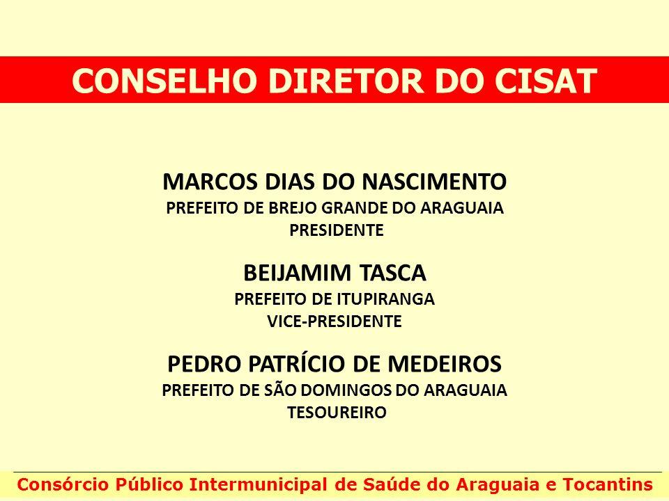 CONSELHO DIRETOR DO CISAT