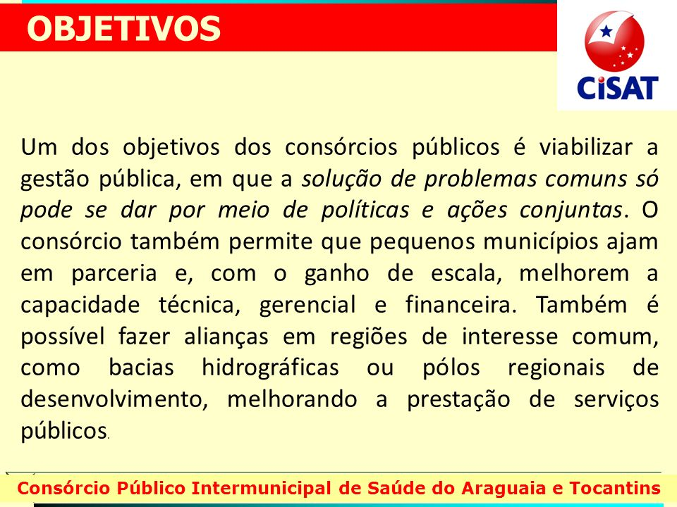 Consórcio Público Intermunicipal de Saúde do Araguaia e Tocantins